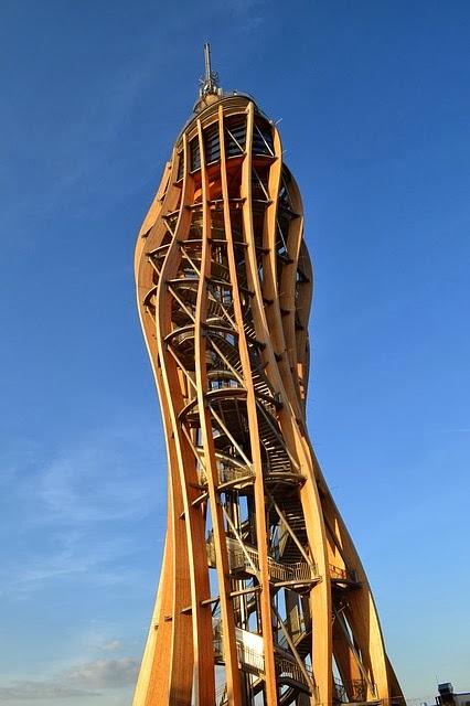 PYRAMIDENKOGEL (Wohrtersee, Austria, 2013) Klaura, Kaden Architects + Partners