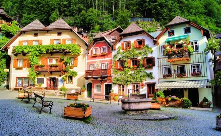 Haltstatt (Austria)