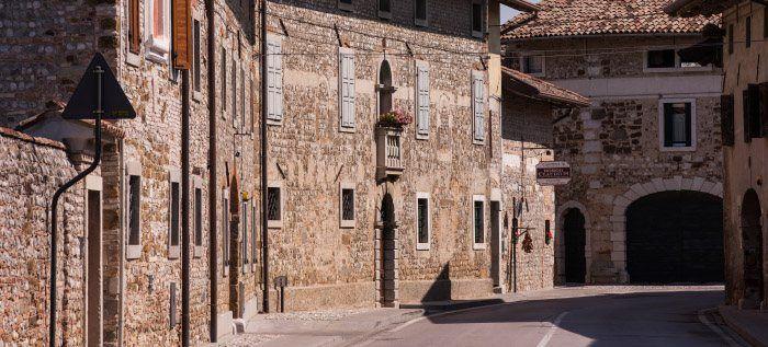 Borgo rurale di Clauiano (Trivignano Udinese)