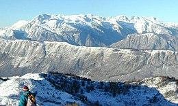 Monte Canin (Resia e Chiusaforte)