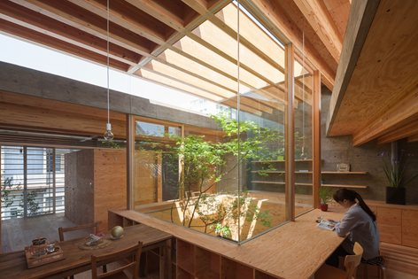 NEST HOUSE (Giappone, 2010) UID Architects