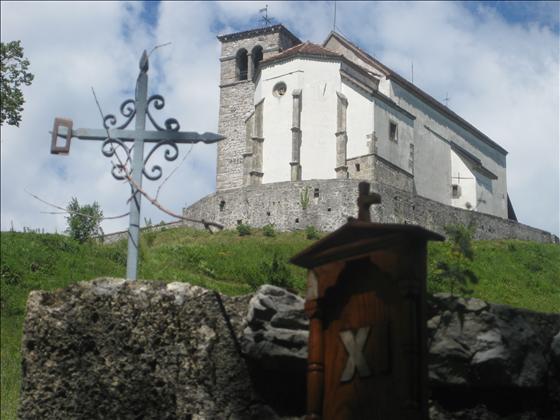 Pieve di San Floriano in Carnia (Illegio)