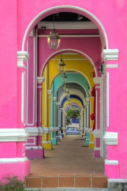 Georgetown-Penang (Malaysia)