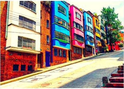 Macarena a Bogotà (Colombia)