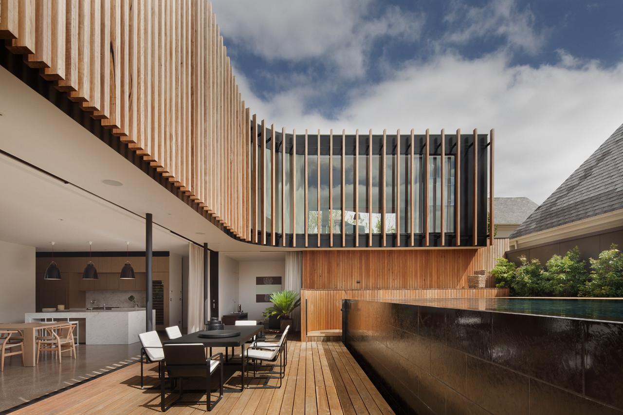 KOOYONG HOUSE (Perth, Australia, 2010) arch. Matt Gibson
