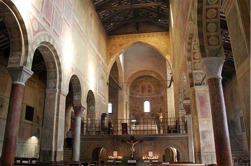 Borgo, Castello e Abbazia di Sesto al Reghena