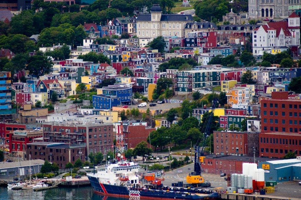 Saint Johns Isola di Terranova (Canada)