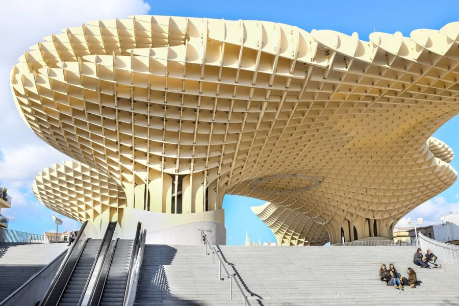 METROPOL PARASOL (Siviglia, Spagna, 2011), arch. Jurgen Mayer