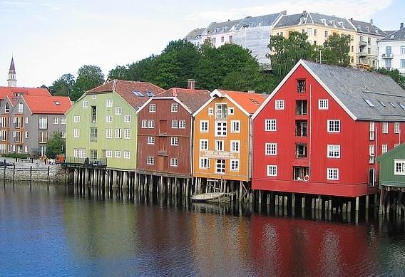 Trondhaim Oslo (Norvegia)