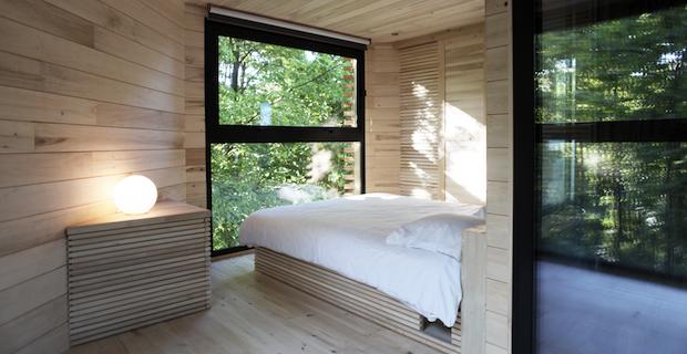 ORIGIN TREE HOUSE (Raray, Francia, 2017) arch. Marco Lavit Nicora