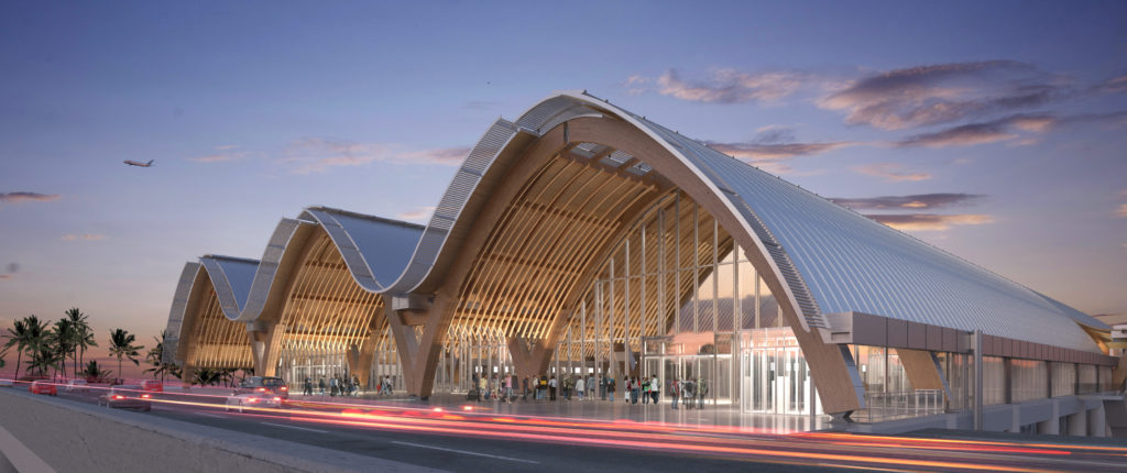 MACTAN-CEBU AIRPORT (Filippine, 2018) IDA Architetti, Hong Kong