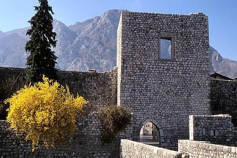 Cittadella murata di Venzone