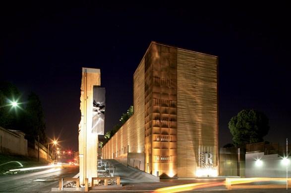 MUSEO DEL LEGNO RIVA1920 (Cantù, Italia, 2017) archh. Origoni e Steiner Associati
