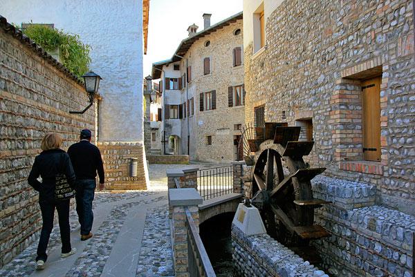 Borgo e Castello di Valvasone