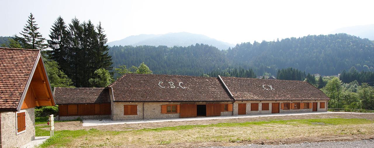 Borgo e segheria veneziana di Aplis (Ovaro)