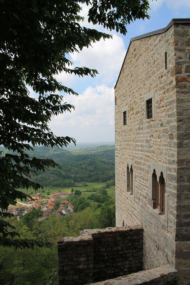 Castello di Partistagno e Borgo Faris (Attimis)