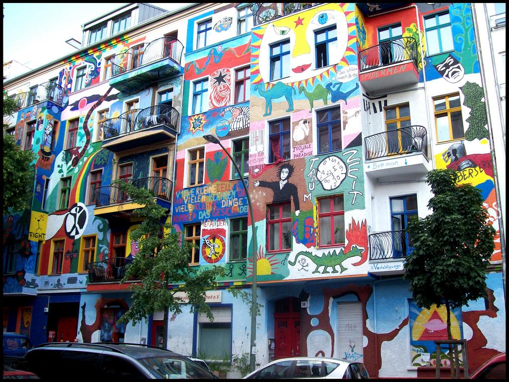 Berlino est (Germania)