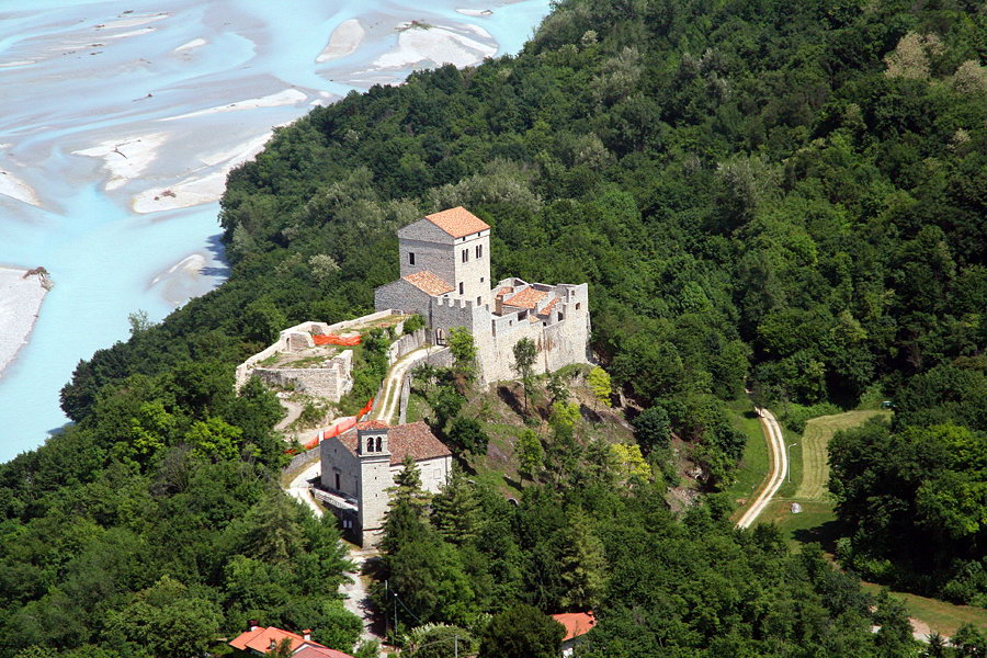 Castello di Ragogna sul Tagliamento