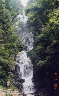 日本の滝100選 常清滝