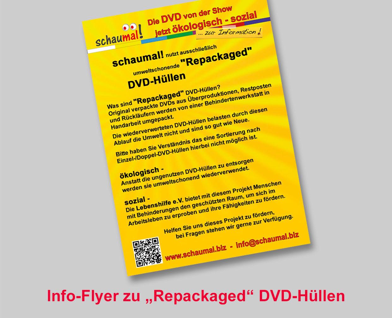 Dvd hüllen entsorgen