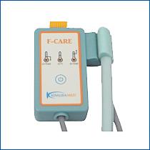 動物専用輸液加温器「F-CARE」