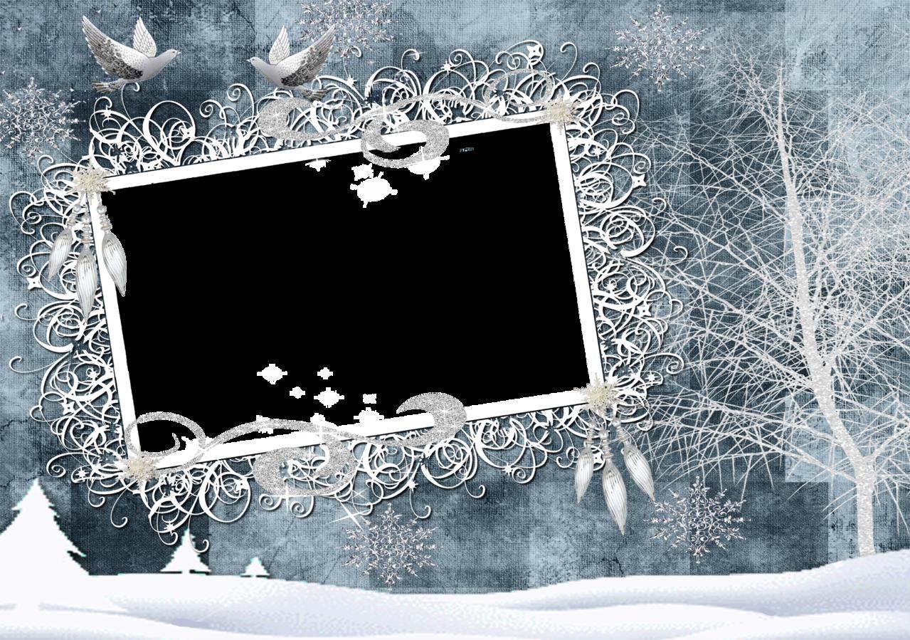 Днем, фон открытка на день рождения зимняя