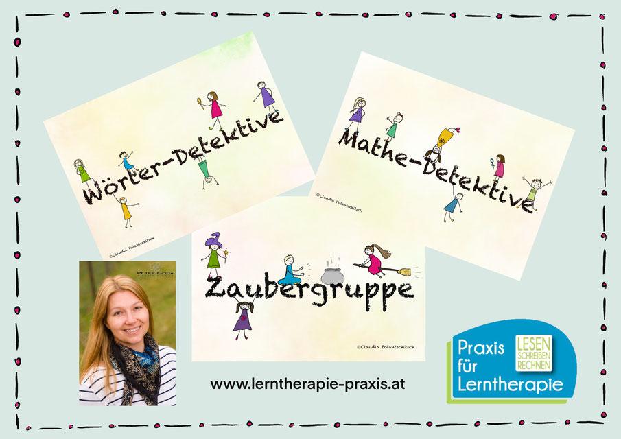 Lerngruppe, Legasthenie Voitsberg, Dyskalkulie Voitsberg, Lernschwäche, Nachhilfe