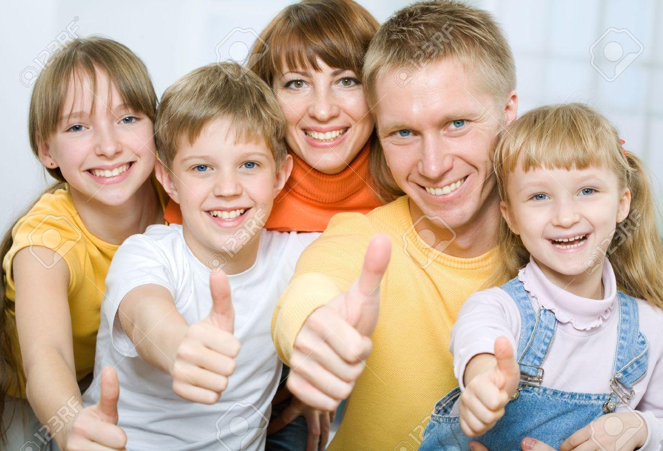 фото русской семьи-хэ1
