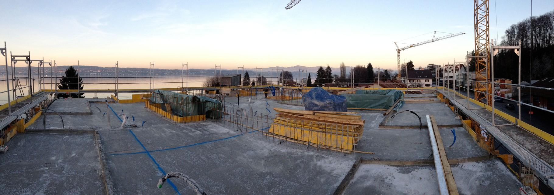 2015-12-19 Decke 2.OG betoniert