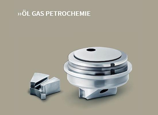 ÖL GAS PETROCHEMIE