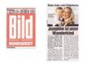 Unerfüllter Kinderwunsch - Pressebericht + Foto Zeitschrift Bild