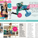 Kilosiegerin Womens Health