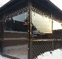 ПЛЕНКА ПВХ для беседок, веранд, террас в Ставрополе