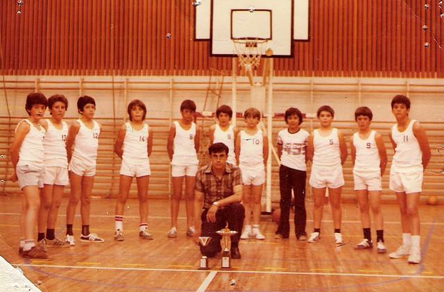 Infantil Masculino 1982-83