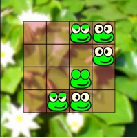 Frogs Jump Free