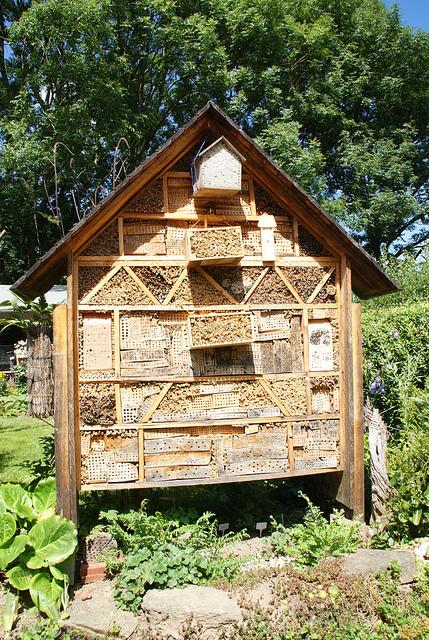 Wissenschaftsjahr Foto: Fotowettbewerb Wildbienenhotel 192 Lothar Scherer - Flickr Commons (Creative Commons Licence Version 4.0)