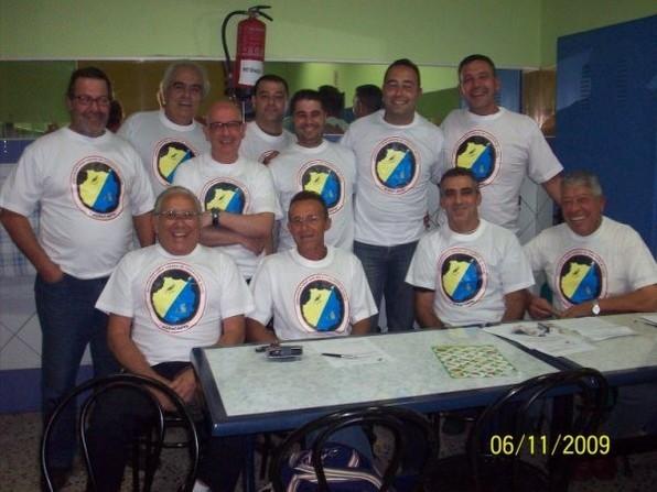Nuestro primer Concurso Agracanto. 2009