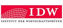 IDW - Institut für Wirtschaftsprüfer