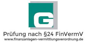 Prüfung nach § 24 FinVermV