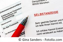 Selbstanzeige | jgp.de
