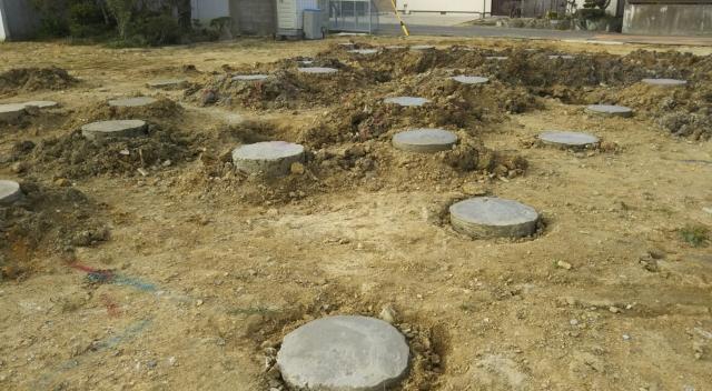 地盤改良工事による地盤の補強 工法の違いによるメリットデメリット