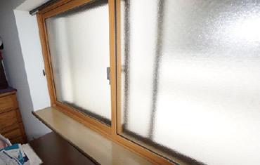 断熱改修に窓を二重サッシにすることは大変有効です