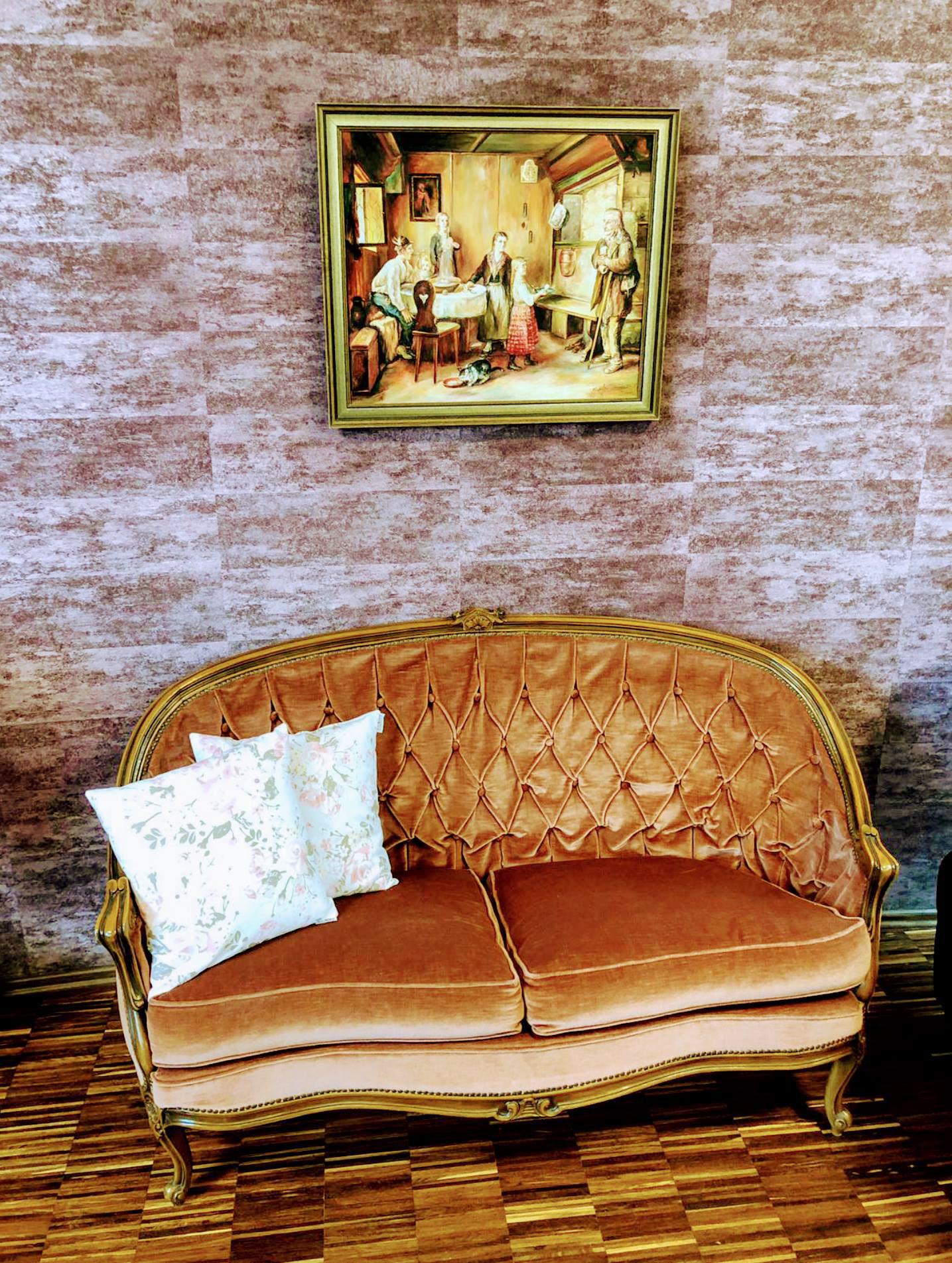 Sofa zum Entspannen