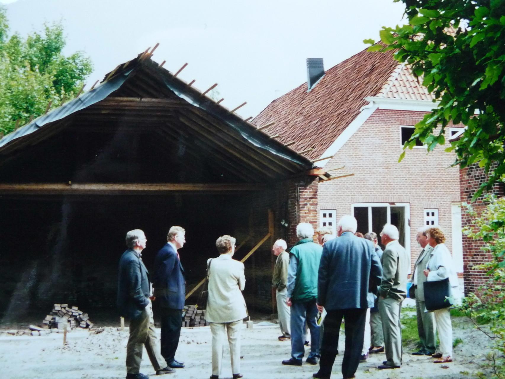 Revovatie koetshuis