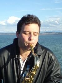 Cédric Bovet, Saxophonist