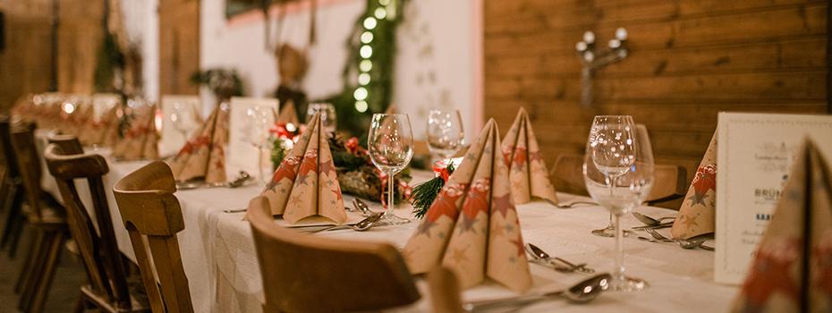Eventscheune Zwick - Stilvolles Ambiente für Ihre Firmenfeier, Weihnachtsfeier, Seminare und Tagungen in der Metropolregion Nürnberg