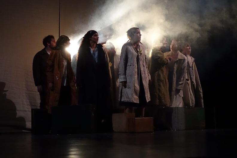 2ème Festival pour Étudiants - Coro Nero - Stanislas Cotton - DAT Compagnie - Roumanie