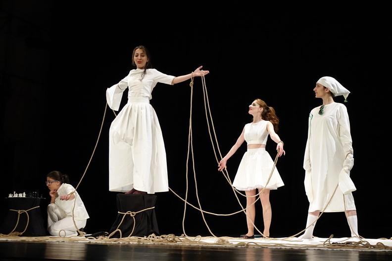 2ème Festival pour Étudiants - Tuer le moustique - Martin Bellemare - La voix humaine - Arménie