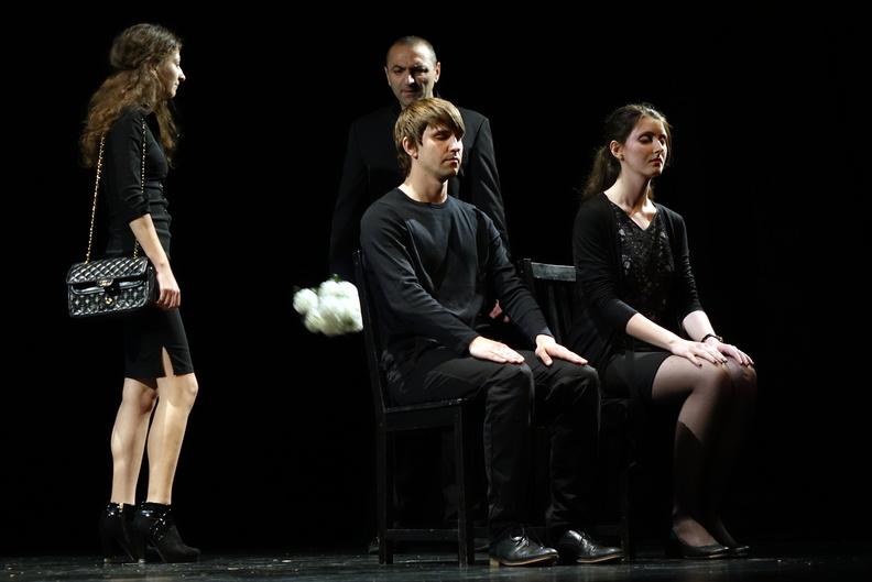 3ème Festival pour Étudiants - Adagio - Emanuelle delle Piane - Alliance - Ukraine