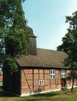 Die Kirche von Schmolde
